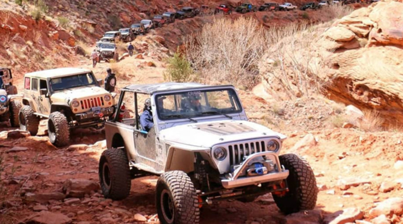 Nothing kicks off off-road season quite like the Easter Jeep Safari in Moab.