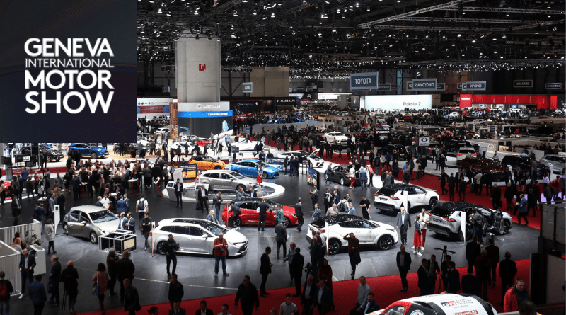Geneva Auto Sales >> Auto Industry News Geneva International Motor Show Signals New