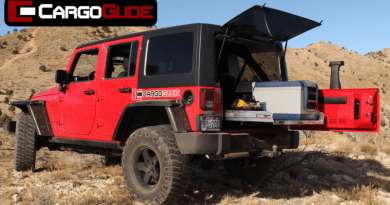 Calling All JKs: The New CargoGlide TrailSlide Should Be Your Next Wrangler Upgrade