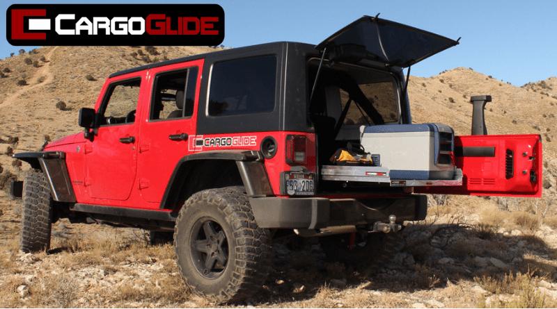 Calling All JKs: The New CargoGlide TrailSlide Should Be Your Next Wrangler Upgrade