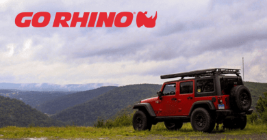 When it comes to a vehicle like the Jeep—something that conveys ultimate adventure—you want a brand that chases thrills just like you. You want Go Rhino.