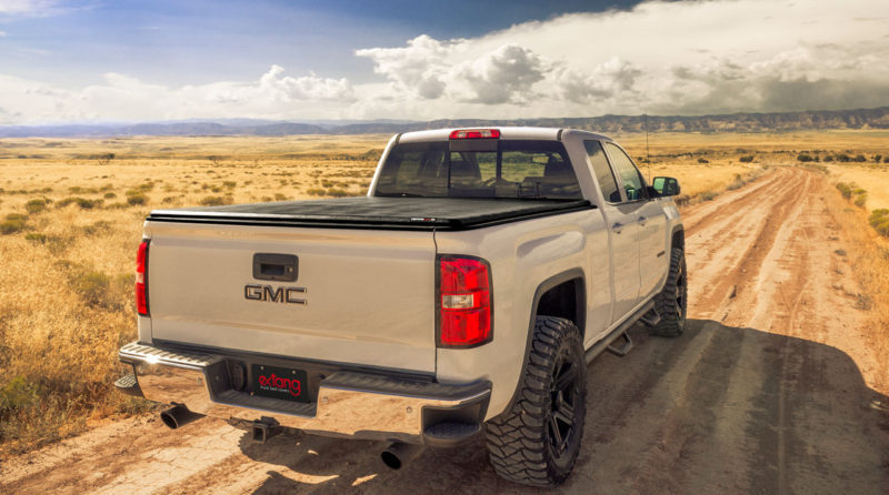 """As the latest release in the brand's line of soft folding tonneau covers, according to the company, the Trifecta 2.0 is """"sexier, stronger, and smarter"""" than its original best-selling tri-fold cover"""
