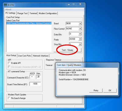 interfacing of xbee module with computer, how to connect xbee with coputer, how to do addressing of xbee, XCtu with xbee