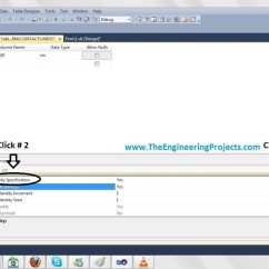 Database Diagram Visual Studio 2013 Ford Trailer Wiring Create In Microsoft The Engineering Projects A 2010 How To Vb2010