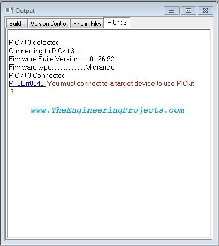 How to Burn MikroC code Using PICkit3, burn mikroc using pickit3, upload code in pic using pickit3