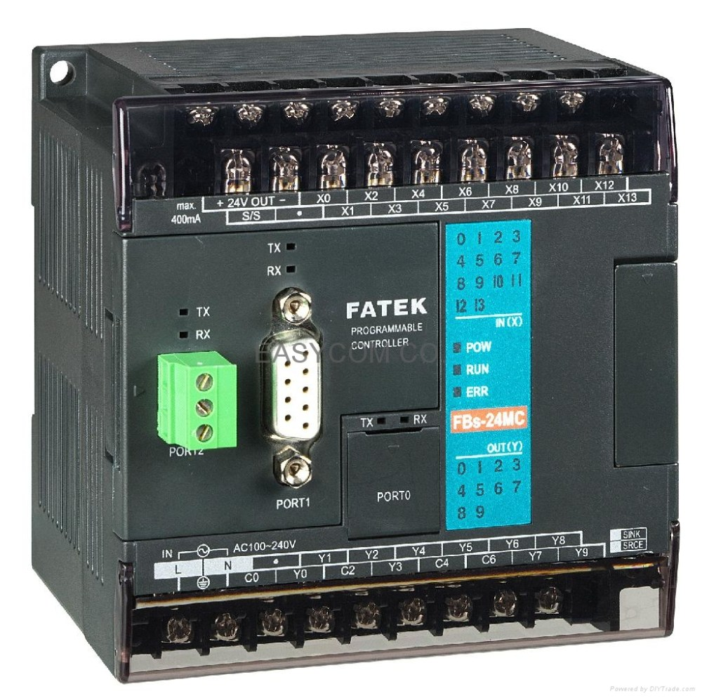 medium resolution of introduction to plc fatek plc introduction getting started with plc getting started with in the previous post logical gates in ladder