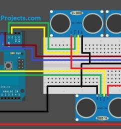 ultrasonic sensors with arduino ultrasonic sensor code for arduino hcsr04 ultrasonic sensor arduino  [ 1360 x 636 Pixel ]