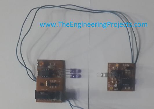 Ir Receiver Circuit Diagram On Infrared Circuit Diagram