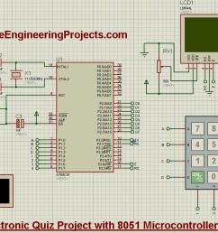 quiz project using 8051 microcontroller quiz project with 8051 microcontroller quiz project with 8051 [ 1120 x 743 Pixel ]
