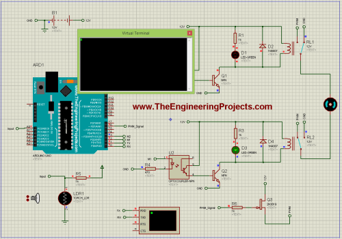 small resolution of dc motor speed control using arduino in proteus dc motor speed control speed control