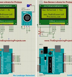 lpg gas leak detector using arduino the engineering projects arduino based lpg gas detector circuit diagram [ 1181 x 889 Pixel ]