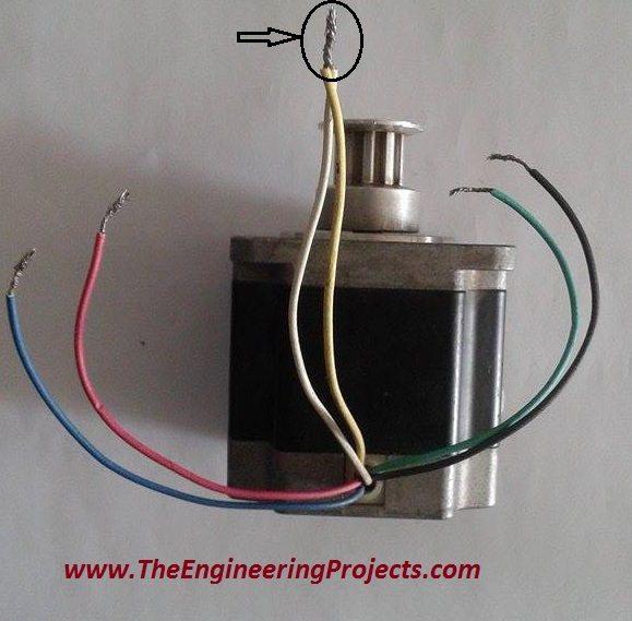 Stepper motor direction control using Arduino, Control Stepper motor using Arduino, How to control stepper motor using Arduino, Stepper motor interfacing with arduino, Control stepper motor with the Arduino