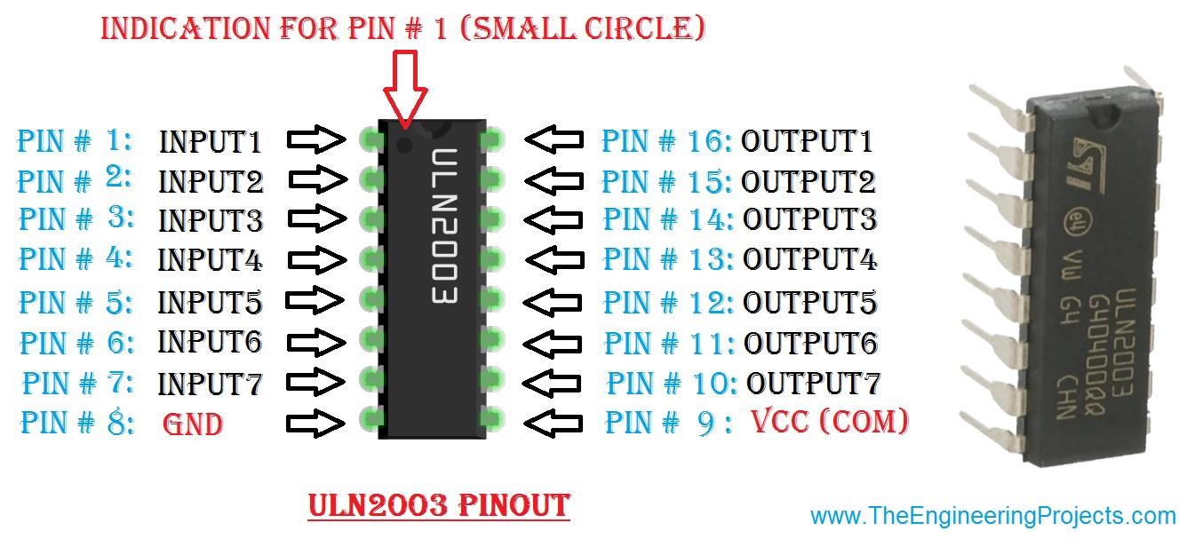 Bipolar Stepper Motor Driver Circuit Drive Circuitdb