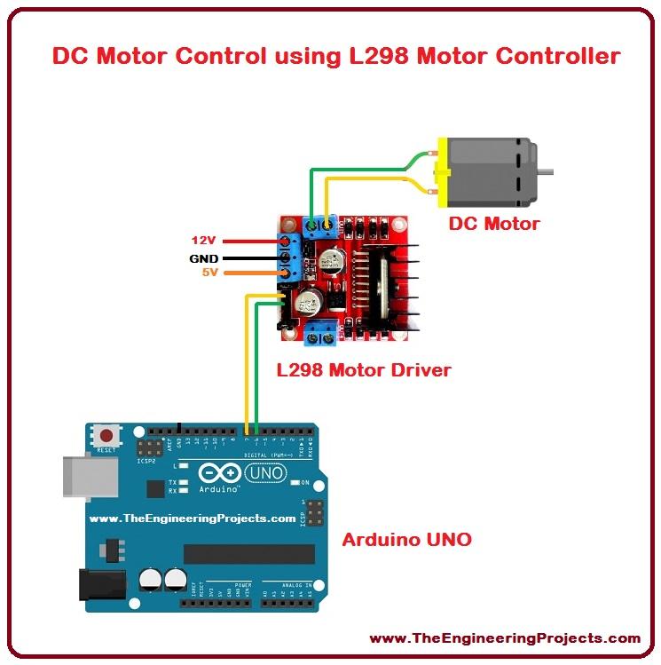 Diagram Together With L298 H Bridge Circuit Diagram Pin On H Bridge