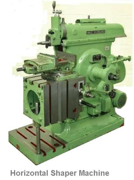 horizontal shaper machine