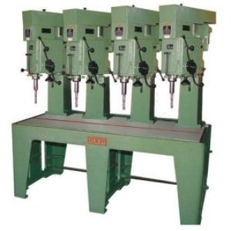 Drilling machine - Parts, Types, Operations, Tools [Complete Guide]