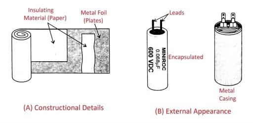 Paper Capacitors
