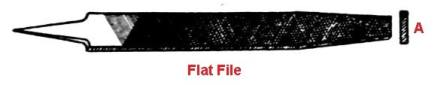 Types of file tool- Flat file