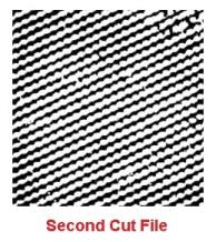 Types of file tools - Second cut file
