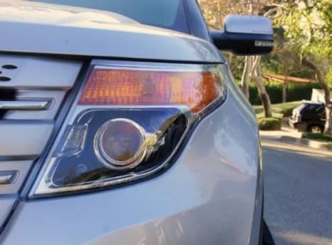 types of car headlights