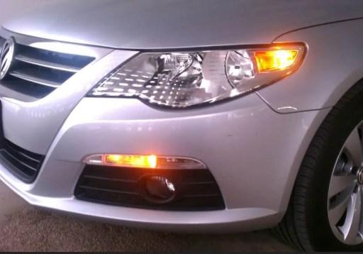 Driving lamp: : parking lights