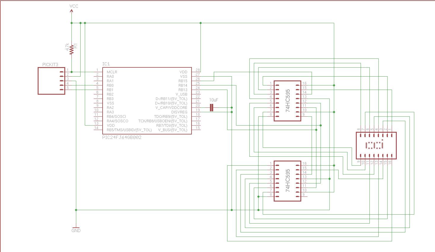 7 Segment Display How Use Multi Segment Display