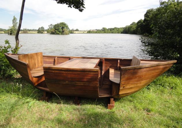 walldecal reclaimed wood garden furniture uk