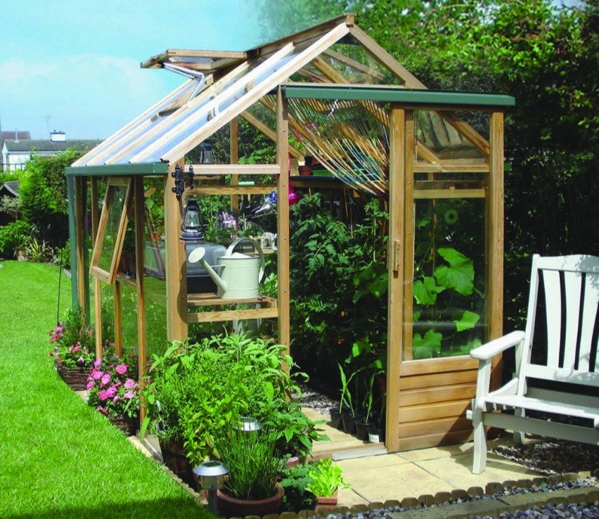 Top Five Traditional Greenhouses For Your Garden The English Garden