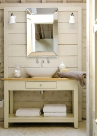 Design ideas for a country bathroom