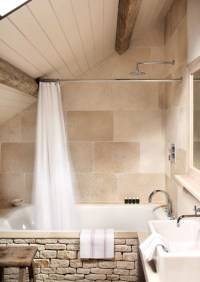 Design ideas for a country bathroom