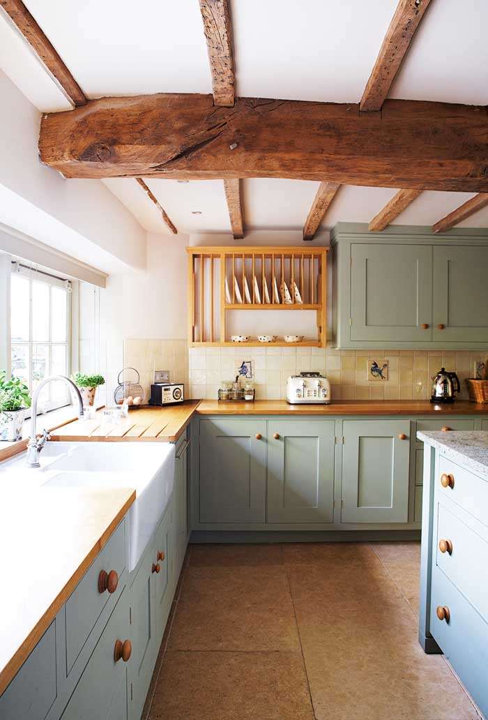 Classic Country Kitchens The English Home