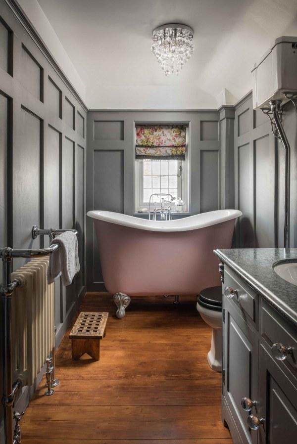5 Country Bathroom Ideas Transform Washroom - English Home