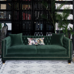 Traditional English Living Room Design Cool Lights For Velvet Sofas: 7 Of The Latest Looks - Home