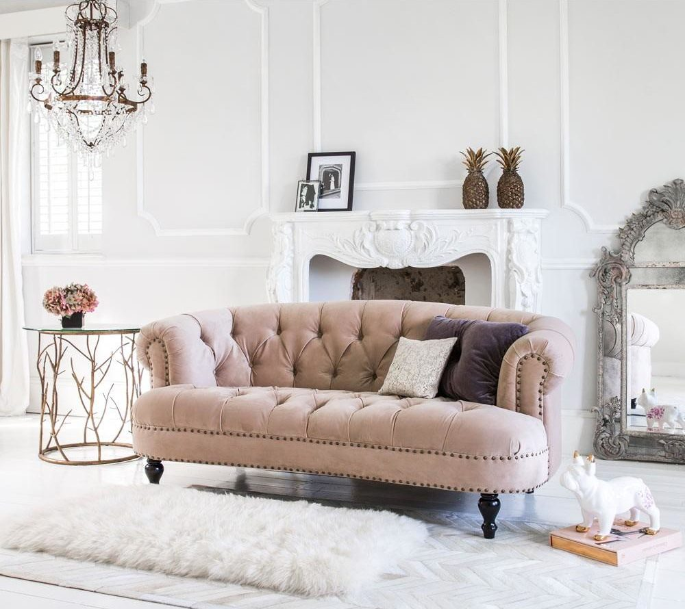 Velvet sofas our top 7 for the season  The English Home