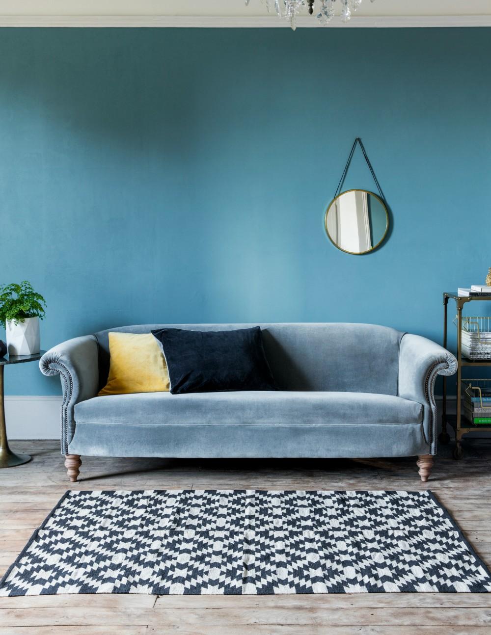 Velvet Sofas 7 Of The Latest Looks The English Home