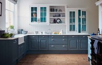 Rich, dark painted kitchens to inspire - The English Home