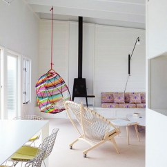 Hanging Chair In Room High Clearance Hip Chairs