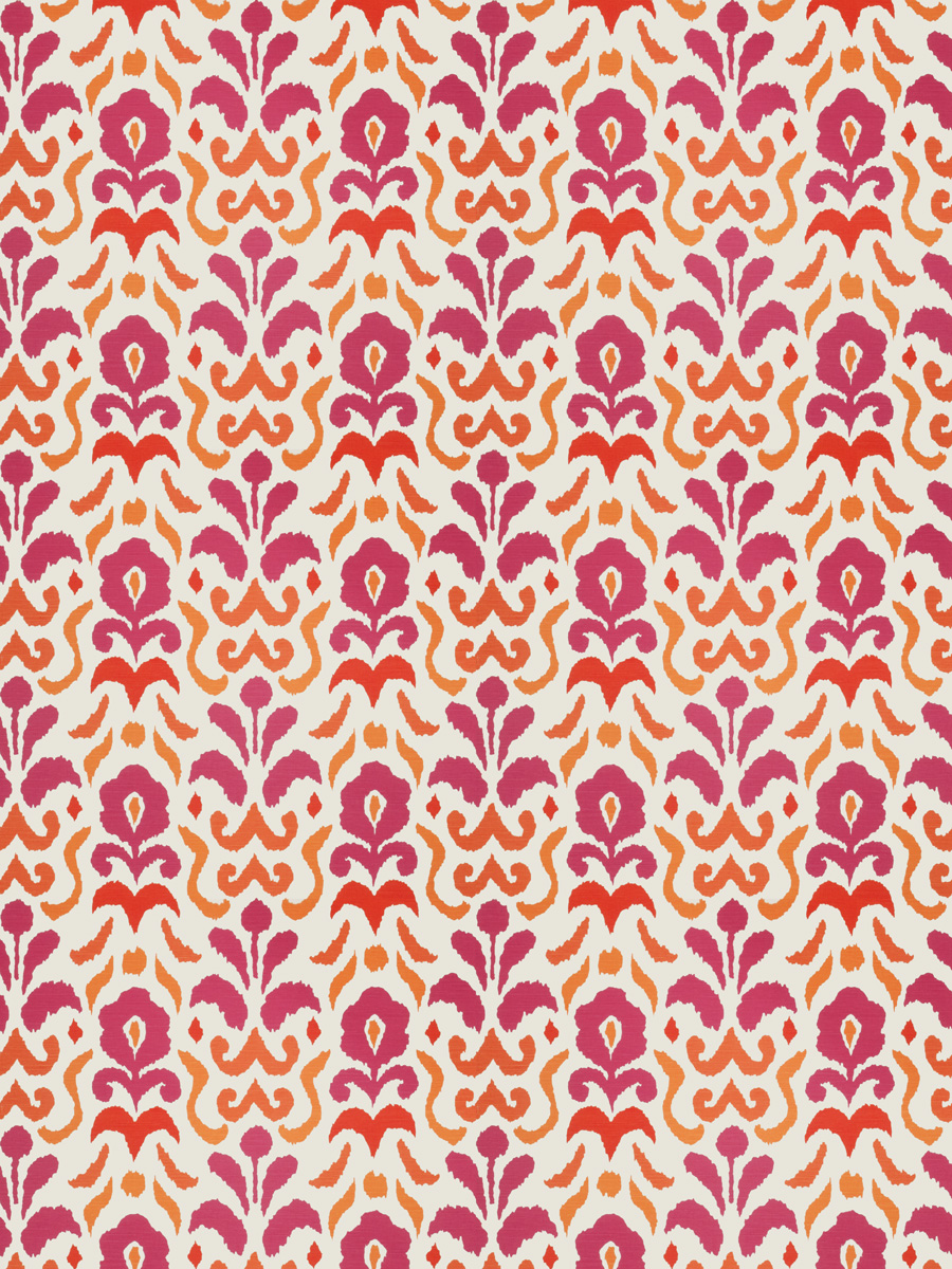 Orange Fall Wallpaper New Introductions Dana Gibson For Stroheim The English Room