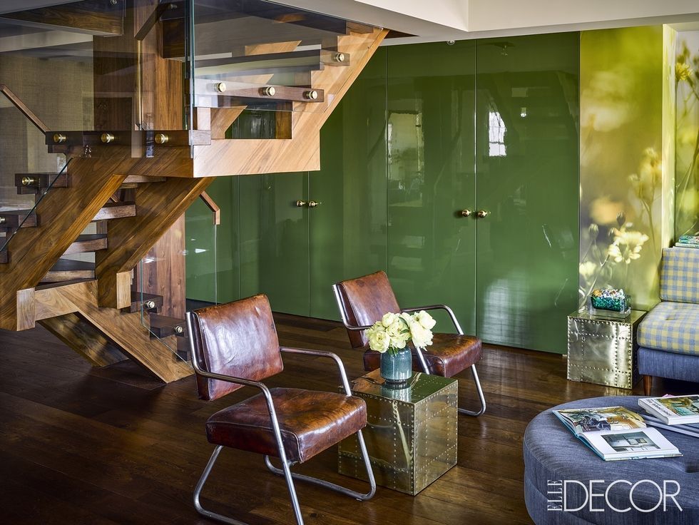 House Tour Andy Cohens NYC Pad  The English Room