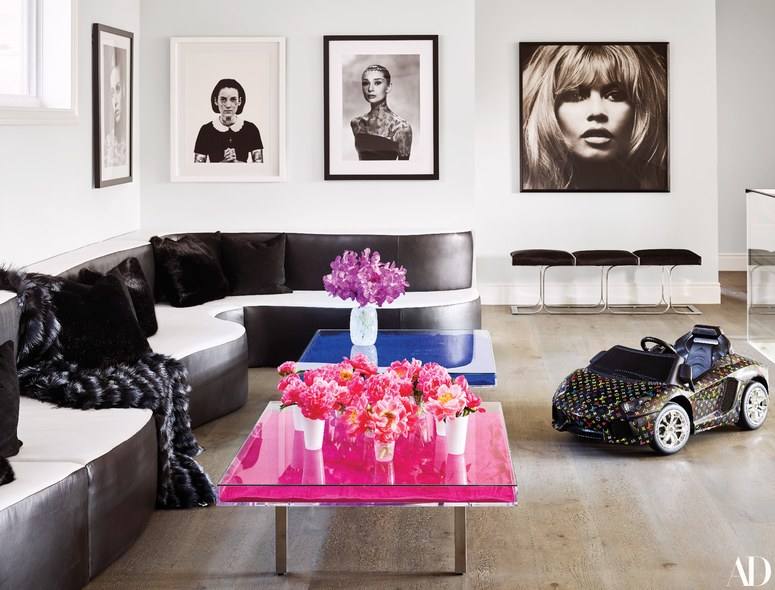 Martyn Lawrence Bullards Perfection for Kylie Jenner  The English Room