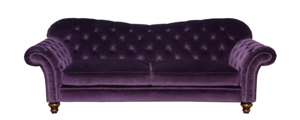 2 seater chaise sofa bed chenille sectional with crompton vintage fabric sofa| chesterfield sofas