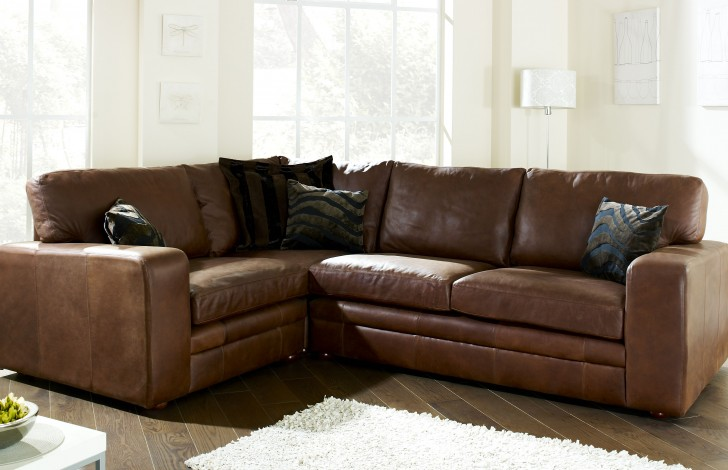 distressed leather corner sofa uk clear plastic cushion covers abbey settee sofas