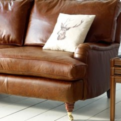 Vintage Leather Sofa Company Savvy Sleeper Sofas Holbeck Couch