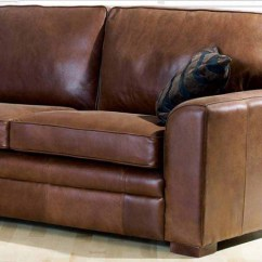 English Sofa Company Manchester Chesterfield Uk Second Hand Liberty Brown Leather | Sofas