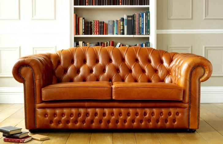 vintage leather sofa company cheap sleeper mattress bed beds ashford