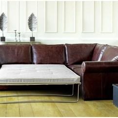 Vintage Leather Sofa Company Michigan Corner Next The English Ideal