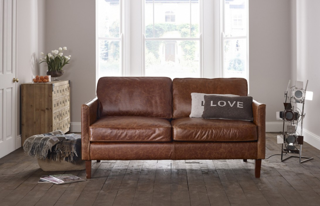the english sofa company uk taylor king sofas 2.5 seater | columbus small leather