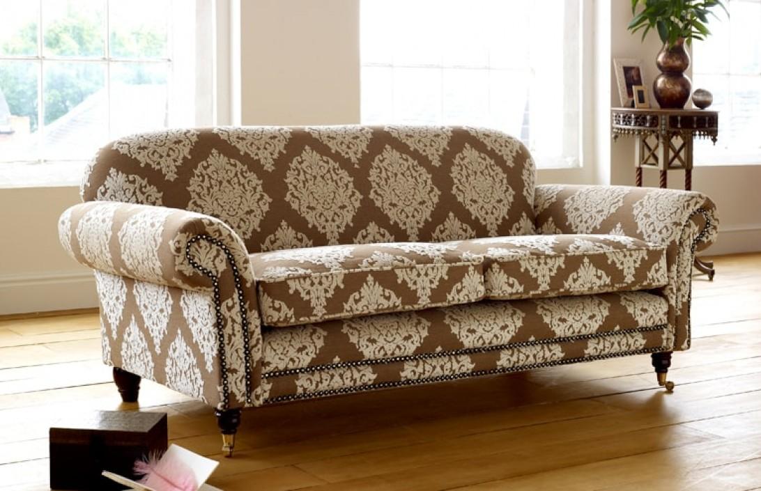 Rochester Designer fabric sofa  Fabric Sofas