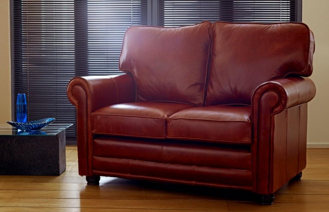 vintage leather sofa company michael amini lincoln traditional sofa| sofas