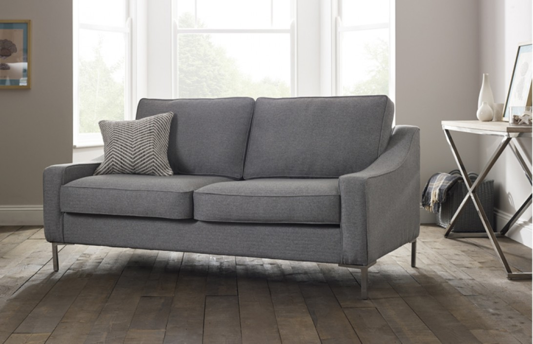 grey fabric sofa uk microfiber reclining ashley hilary modern